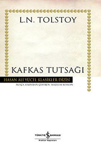 Kafkas Tutsağı - Hasan Ali Yücel Klasikleri.pdf