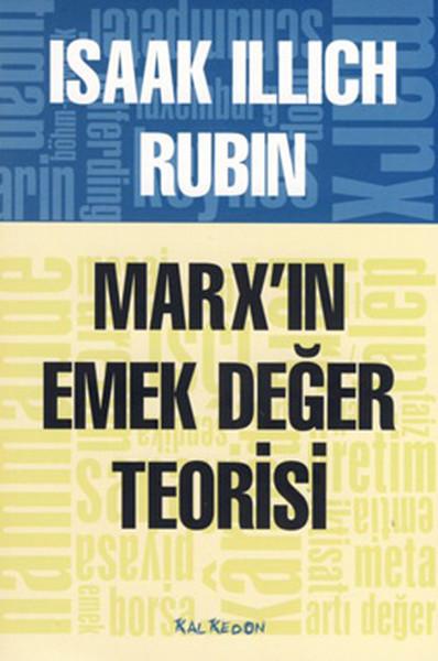 Marxın Emek Değer Teorisi.pdf