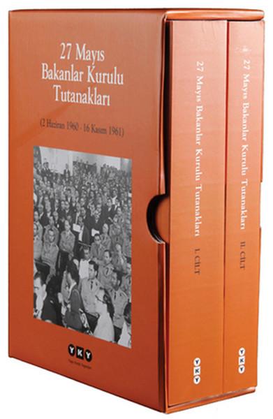 27 Mayıs Bakanlar Kurulu Tutanakları (2 Cilt).pdf