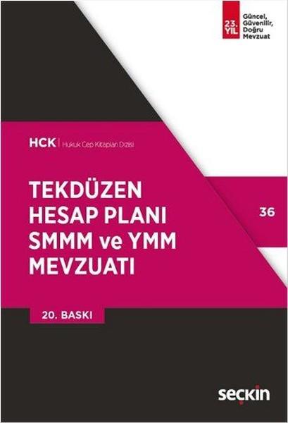 Tekdüzen Hesap Planı SMMM ve YMM Mevzuatı.pdf