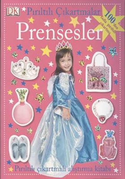 Pırıltılı Çıkartmalar - Prensesler.pdf