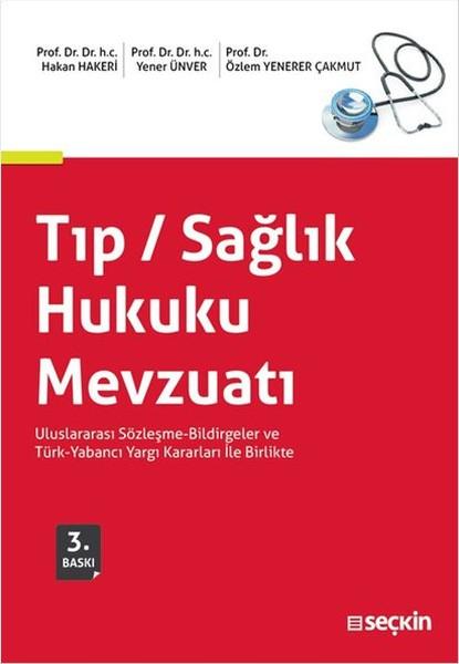 Tıp - Sağlık Hukuku Mevzuatı.pdf