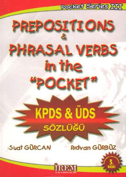 Pocket Serisi 3 - Prepositions & Phrasal Verbs in The Pocket KPDS&ÜDS Sözlüğü.pdf