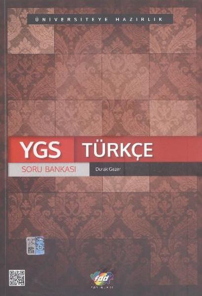 FDD YGS Türkçe Soru Bankası.pdf