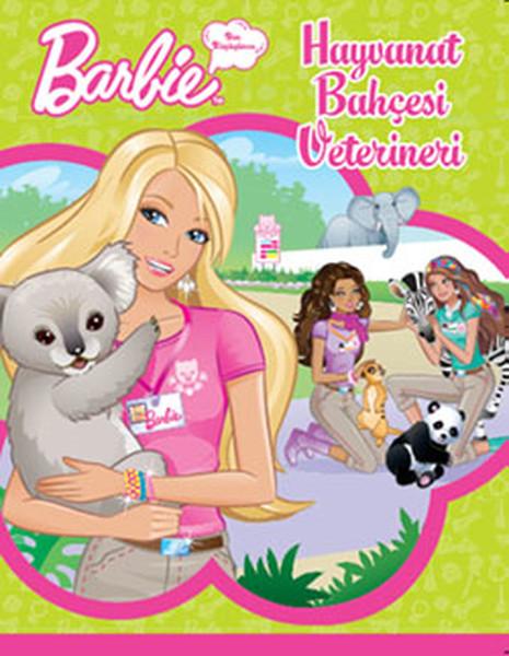 Barbie Hayvanat Bahçesi Veterineri.pdf