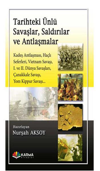Tarihteki Ünlü Savaşlar, Saldırılar ve Antlaşmalar.pdf