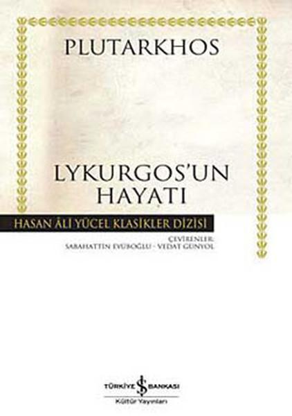 Lykurgosun Hayatı - Hasan Ali Yücel Klasikleri.pdf