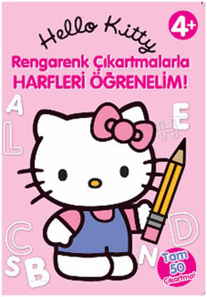 Hello Kitty Rengarenk Çıkartmalarla Harfleri Öğrenelim.pdf