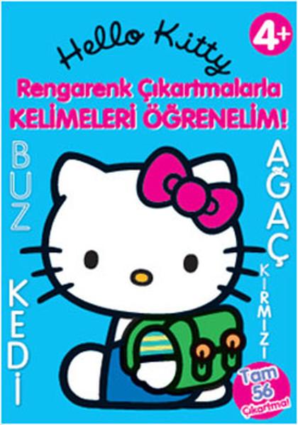 Hello Kitty Rengarenk Çıkartmalarla Kelimeleri Öğrenelim.pdf