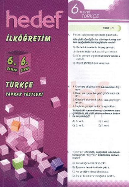 Hedef 6. Sınıf Türkçe Yaprak Test.pdf