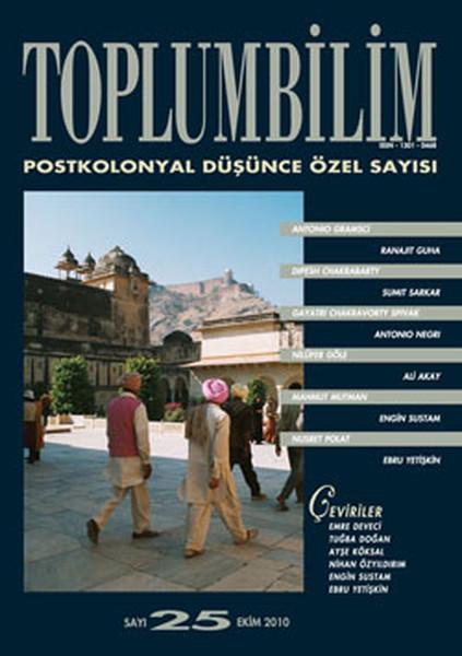 Toplumbilim Sayı 25 - Postkolonyal Düşünce Özel.pdf