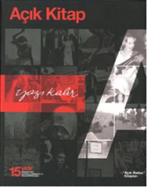 Açık Kitaplar - Yazı Kalır.pdf