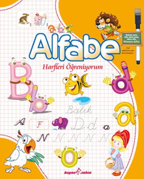 Alfabe - Harfleri Öğreniyorum DVD+Kalem.pdf