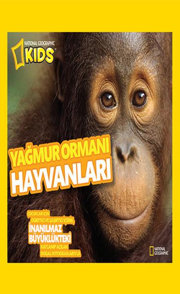 National Geographic Kids - Pop Out Yağmur Ormanı Hayvanları.pdf