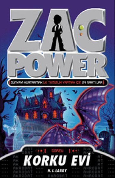Zac Power 15 - Korku Evi.pdf