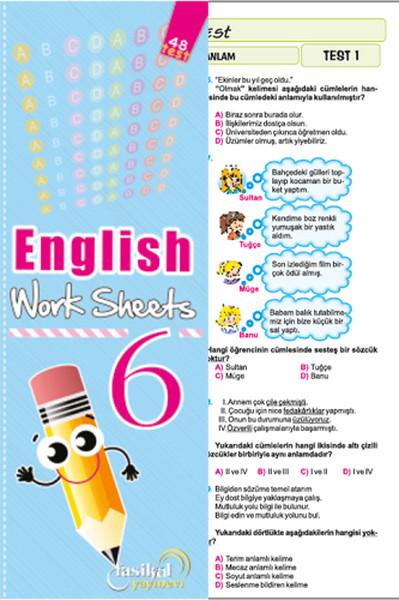 6. Sınıf İngilizce Yaprak Test.pdf