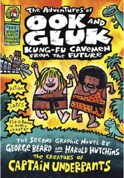 The Adventures of Ook and Gluk, Kung-Fu Cavemen from the Future.pdf