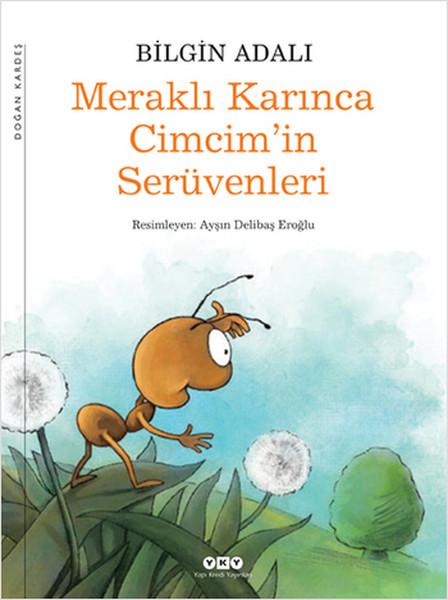 Meraklı Karınca Cimcimin Serüvenleri.pdf