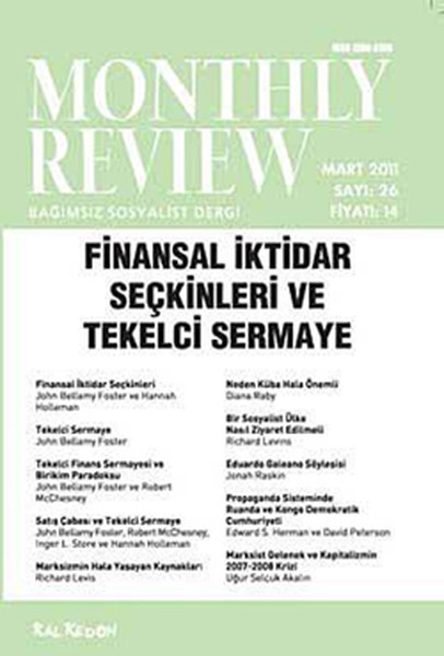 Monthly Review Sayı - 26.pdf