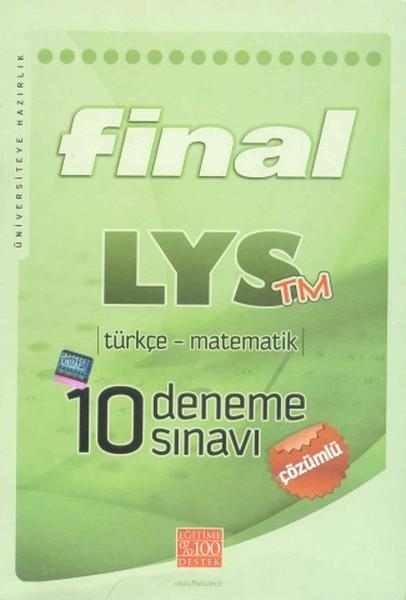 Final LYS Türkçe-Matematik 10 Deneme Sınavı (Çözümlü).pdf