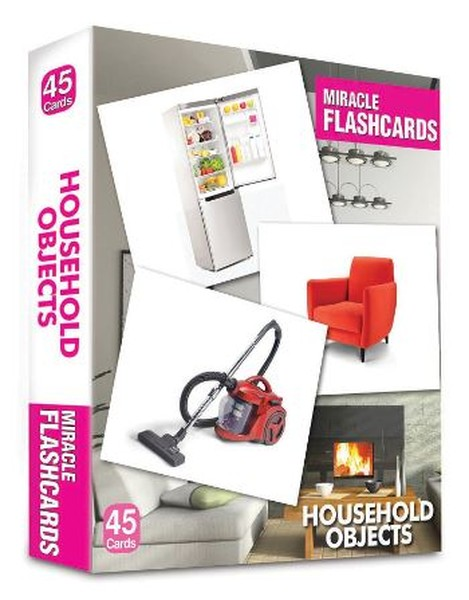 Miracle Flashcards Household Objects 2.pdf