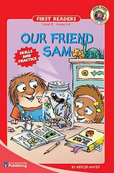 Our Friend Sam Level 3.pdf