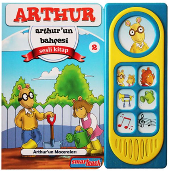 Arthurun Bahçesi - Konuşan Sesli Kitaplar.pdf