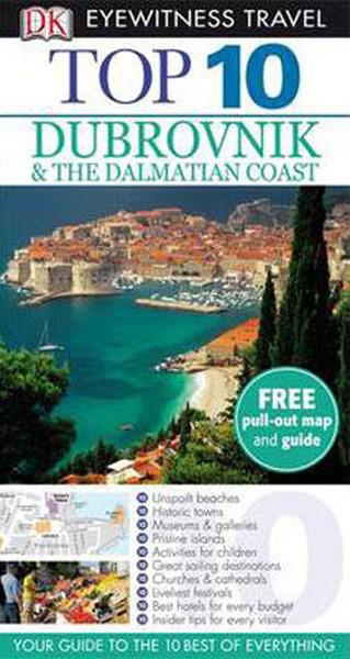 DK Eyewitness Top 10 Travel Guide: Dubrovnik & the Dalmatian Coast.pdf