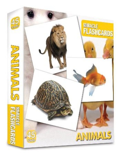 Miracle Flashcards - Domestic Animals.pdf