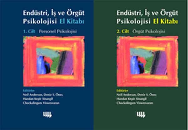 Endüstri İş ve Örgüt (SET) Psikolojisi El Kitabı 1-2 Cilt Takım.pdf