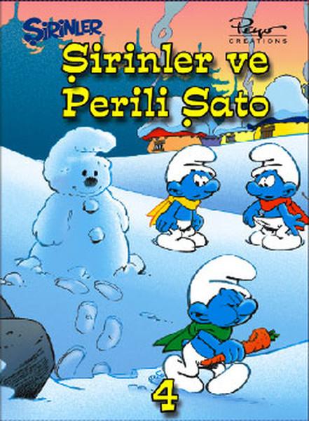 Şirinler 4 - Şirinler ve Perili Şato.pdf
