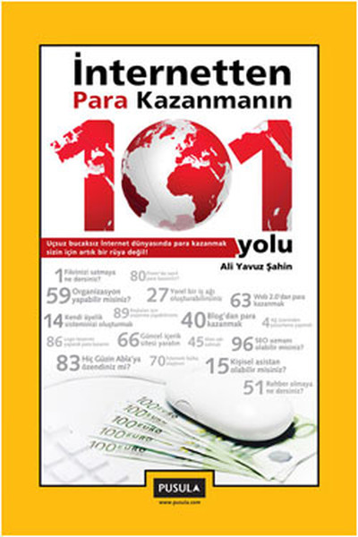 İnternetten Para Kazanmanın 101 Yolu.pdf