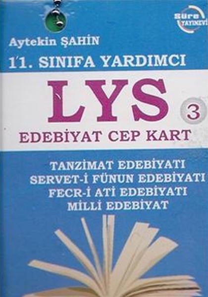 LYS Edebiyat Cep Kartı 3 - 11. Sınıf.pdf