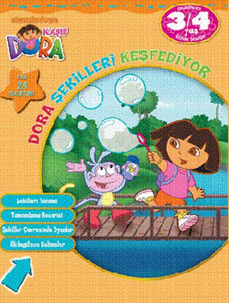 3-4 Yaş Dora Şekilleri Keşfediyor.pdf