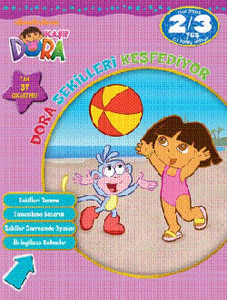 2-3 Yaş Dora Şekilleri Keşfediyor.pdf