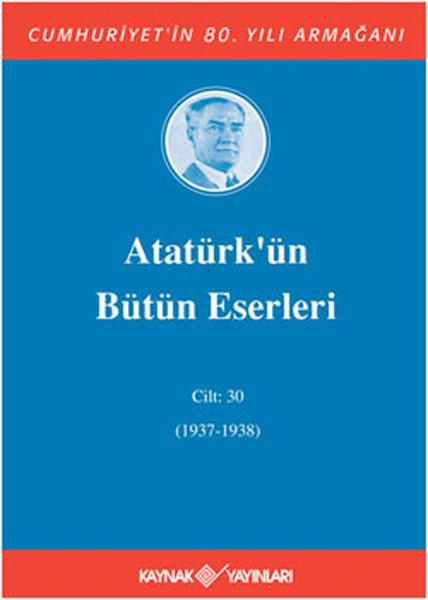Atatürkün Bütün Eserleri - Cilt 30.pdf