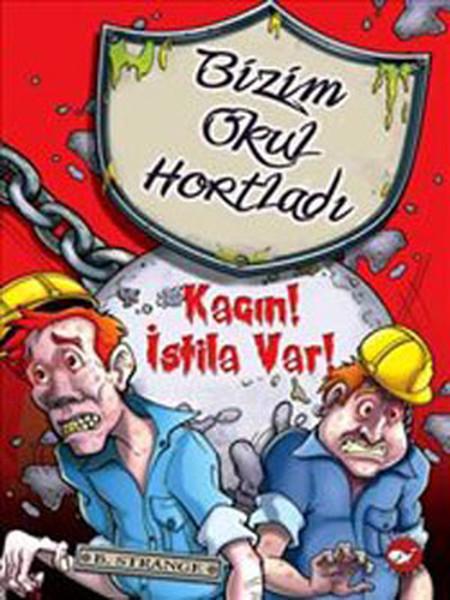 Bizim Okul Hortladı 2 - Kaçın! İstila Var!.pdf
