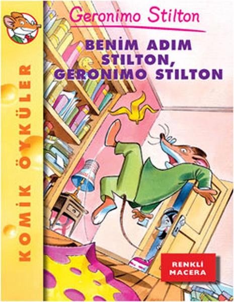 Benim Adım Stilton, Geronimo Stilton.pdf