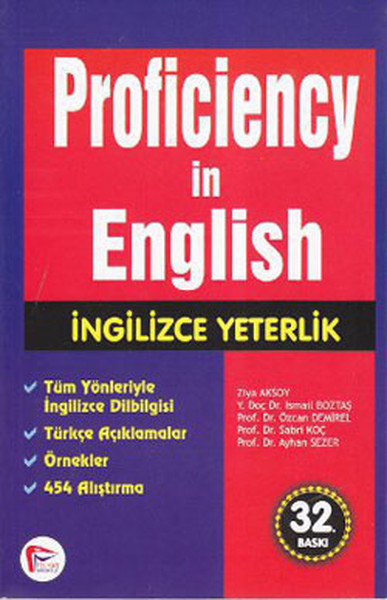 Proficiency in English İng.Yeterlik.pdf