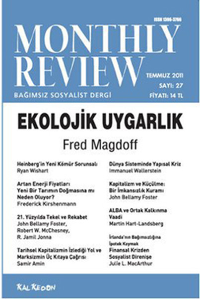 Monthly Review Sayı - 27