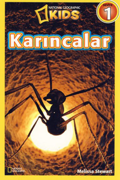 National Geographic Kids - Karıncalar