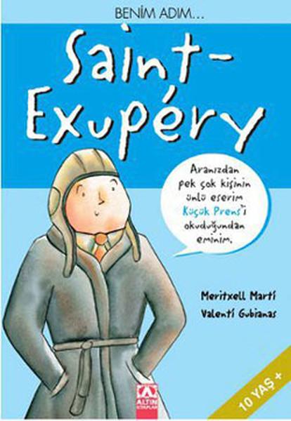 Benim Adım... Saint-Exupery.pdf