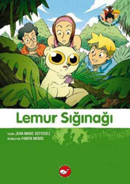 Lemur Sığınağı - Doğa Dostu Kardeşler