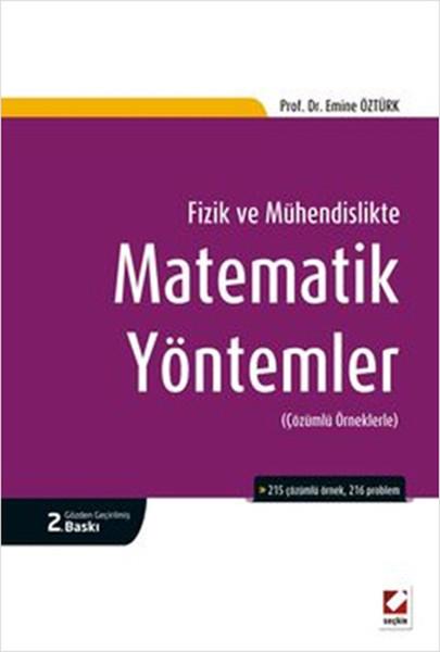 Fizikte ve Mühendislikte Matematik Yöntemler.pdf