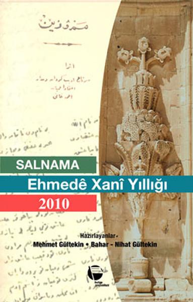 Salnama Ehmede Xani Yıllığı 2010.pdf