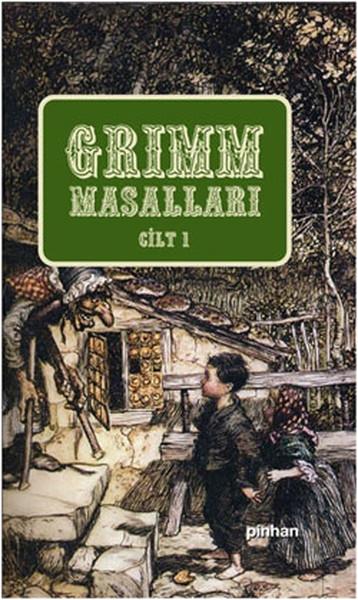 Grimm Masalları Cilt 1.pdf