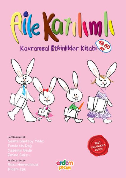 Aile Katılımlı Kavramsal Etkinlikler kitabı - 5 Yaş.pdf