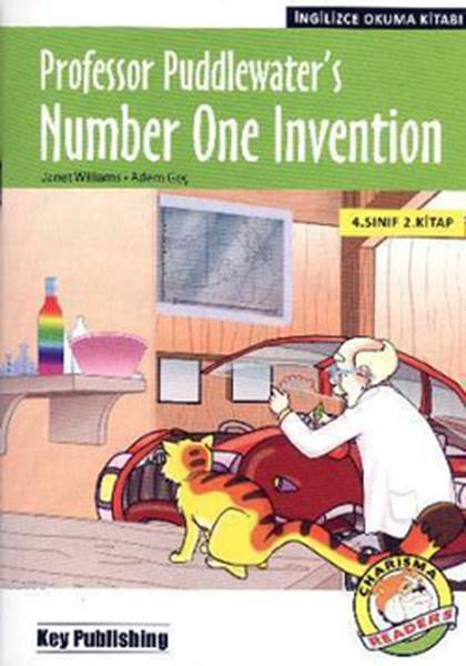 Professor Puddlewaters Number One Invention 4. Sınıf 2. Kitap.pdf