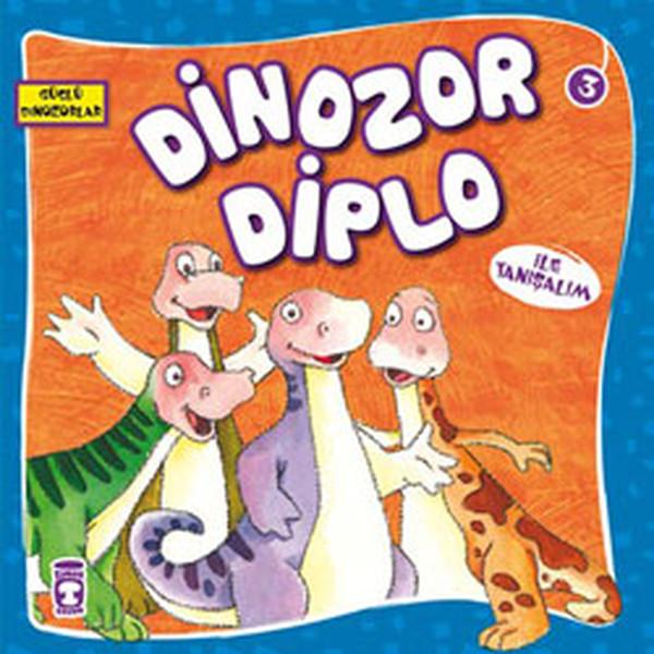 Güçlü Dinozorlar - Dinozor Diplo ile Tanışalım.pdf