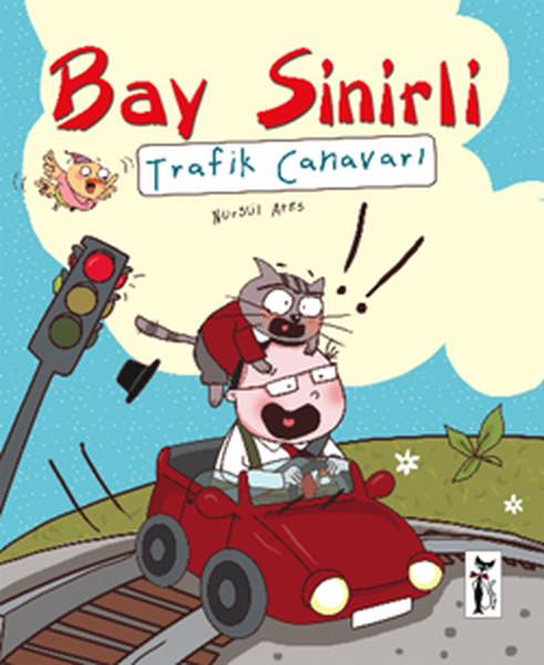 Bay Sinirli - Trafik Canavarı.pdf